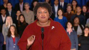 Stacey Abrams Storytelling speech